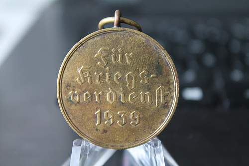 Kreigsverdienstmedaille // Alois Rettenmeyer