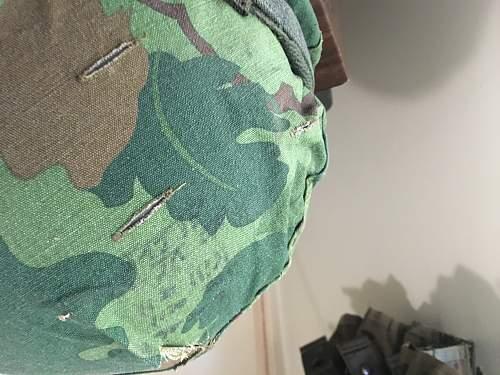 M1 Helmet Cover