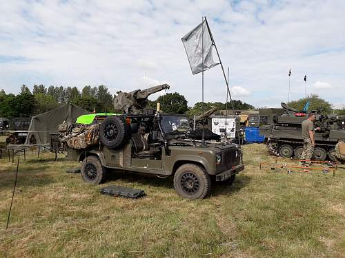 """""""Overlord"""" Show - Denmead (UK 2019)"""