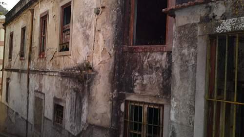 An Hotel for War refugies.