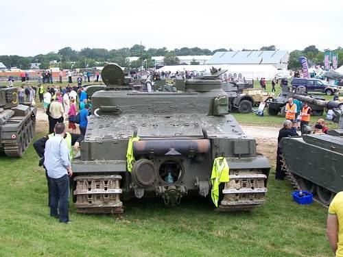 Tankfest 2011 photos.