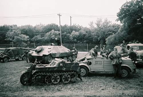 WWII reenactment Camp Mabry  2011