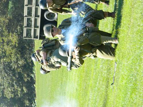 collings foundation reenactment