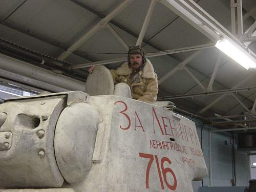 Click image for larger version.  Name:Xmas at the Tank Museum 2011 012.jpg Views:48 Size:253.2 KB ID:274206