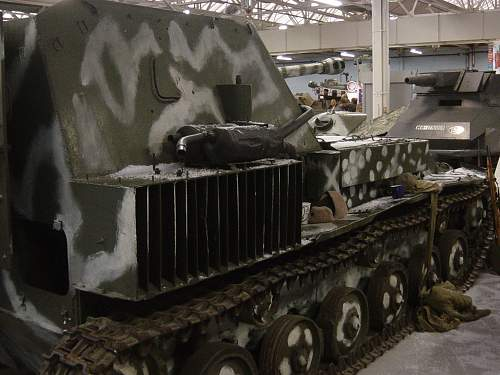 Click image for larger version.  Name:Xmas at the Tank Museum 2011 006.jpg Views:48 Size:253.2 KB ID:274231