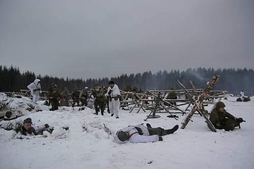 The Liberation of Leningrad