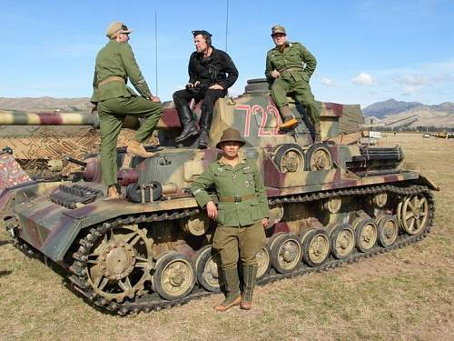 21st Panzer Division, 3rd Recon battalion, 1st company introduction