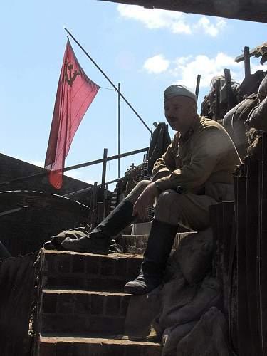 Ade in Action... Sevastopol 1942