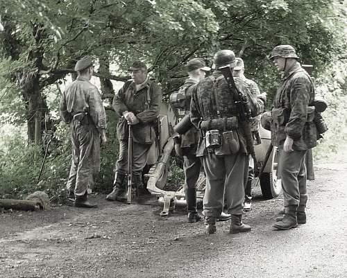 MAIDEN NEWTON AT WAR - 22nd - 24th June 2012