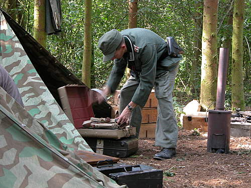 GD Impression - old memories from a retired re-enactor !