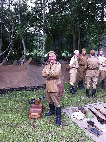 Peak Railway 1940's event: Aug 4th & 5th 2012