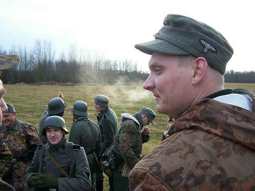 15-16 march Re-enact in Latvia (ost front)