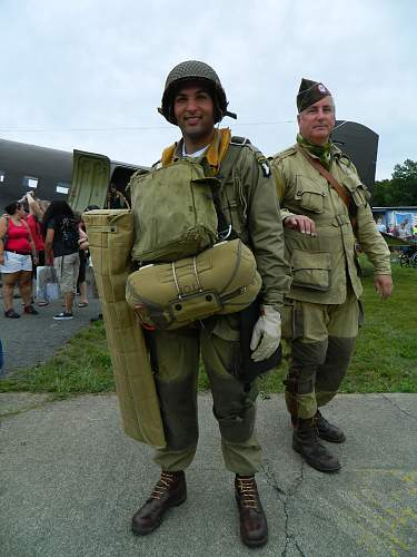 my first living history event