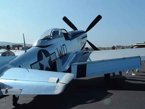 WWII Weekend at Mid Atlantic Air Museum