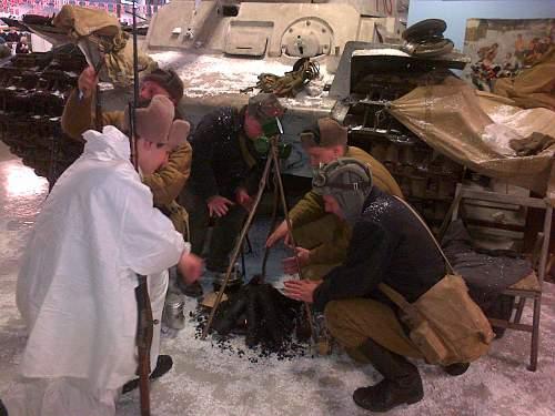 Tank Museum Christmas event