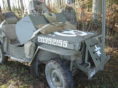battle of the Bulge reenactment december 15- 16  2012 in Recogne near Foy