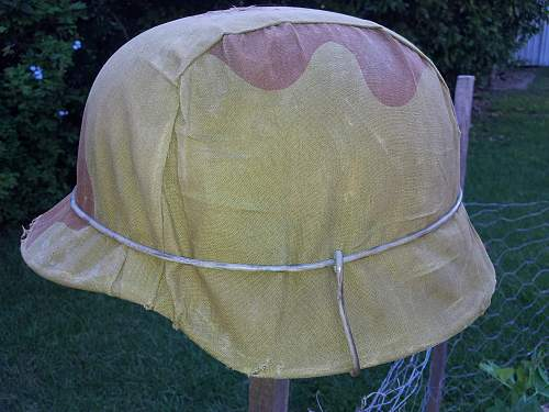 Helmet covers
