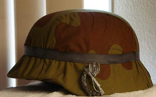 Stalingrad Helmet Cover - Another from Lars