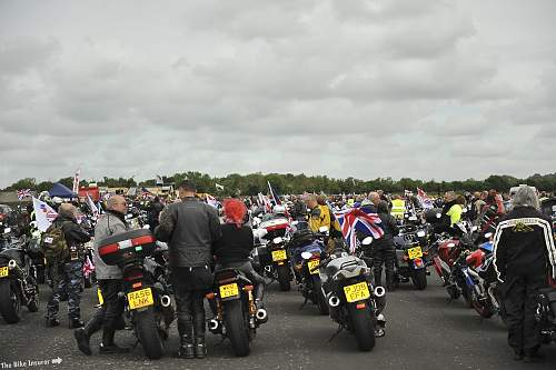 RBL Ride of Respect 2013