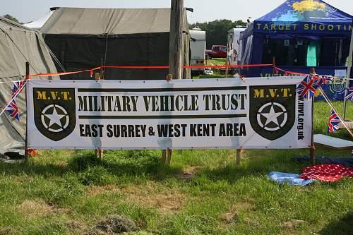 East surrey and West kent MVT show.