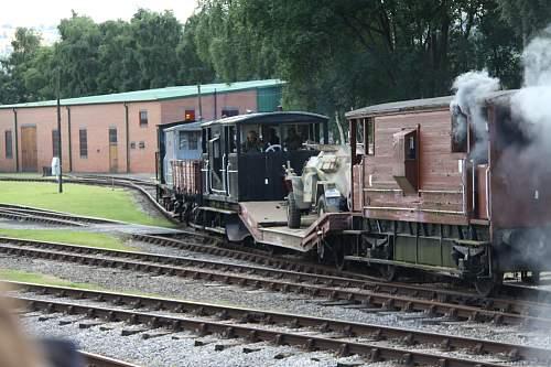 Peak Railway 1940's weekend