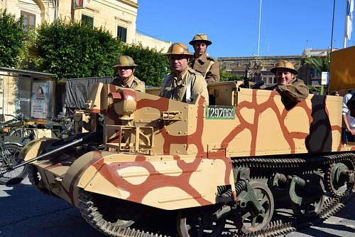 Return of the Universal Carrier