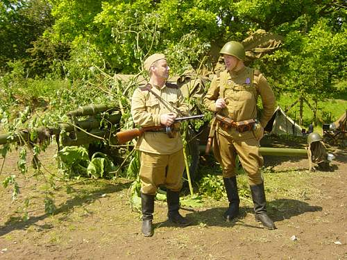 East of England Tank Museum event