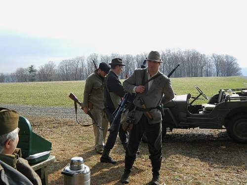 Ostfront event in Odessa, NY 2014