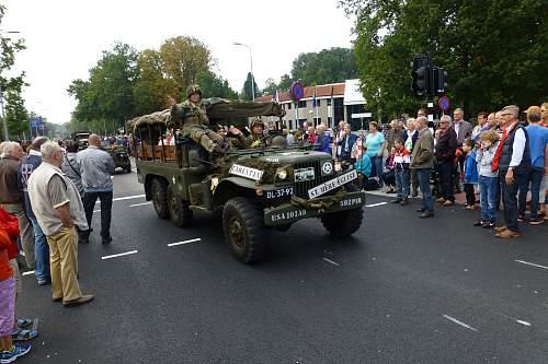 Operation Market Garden 2014 run an Impression
