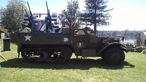 Armistices day 2014 Cambridge New Zealand