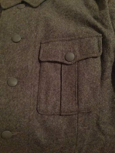 Perfecting my reenacting tunic