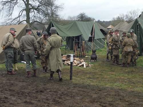 Mapledurham at War