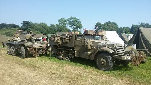 War and Peace Revival 2016