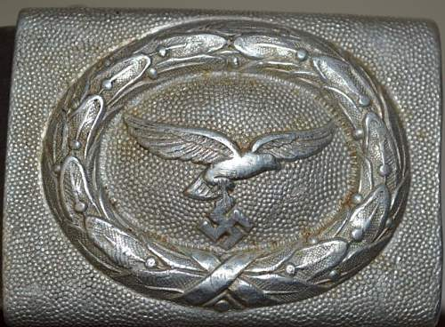 Luftwaffe Buckle for Review