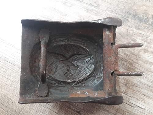 steel buckle LW