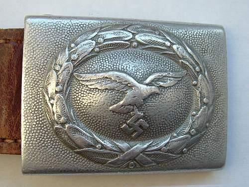 1938 aluminium Luftwaffe