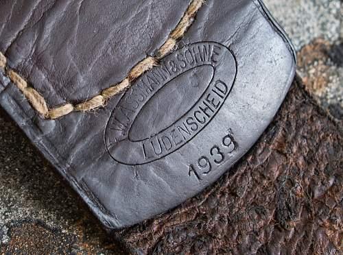 My very first LW - tabbed 1939 Assmann