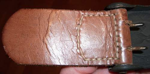 Better pic of buckle.