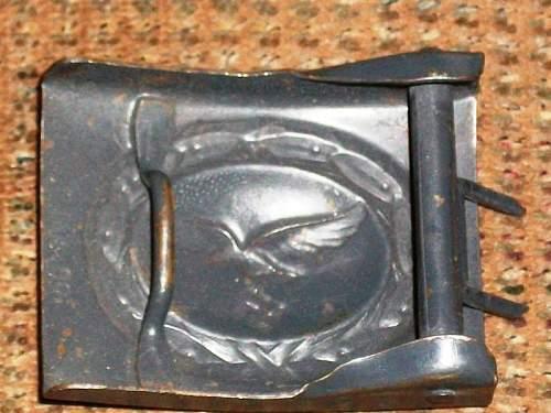 recent luftwaffe sold on ebay - was it legit?
