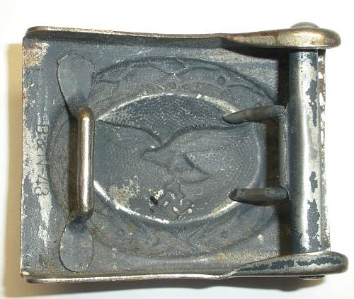 Luft Buckle B&N 43 - Opinions wanted
