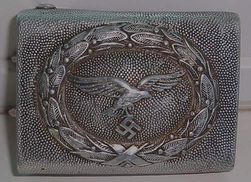 Luftwaffe Buckles At Request