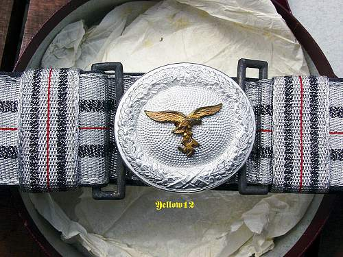 Luftwaffe brocade