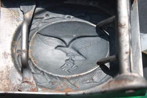 New Luftwaffe Belt Buckle