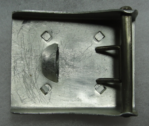Authenticity of Luftwaffe buckle.