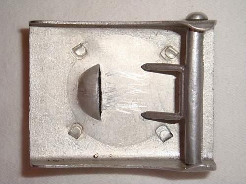 2-Piece Luftwaffe (Maker?)