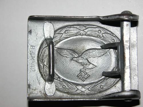 Silver luftwaffe b & n - 42
