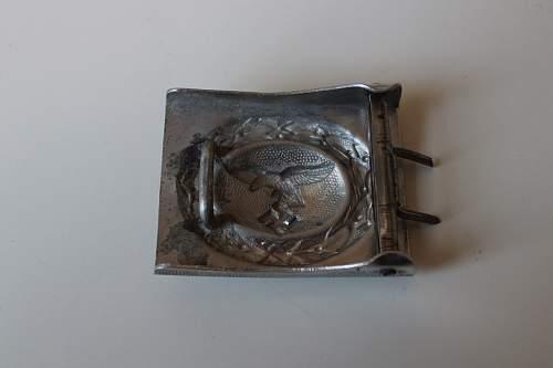 Good or bad luftwaffe buckle / belt?