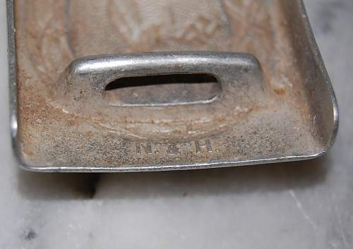 Luftwaffe Buckle What Do You Think