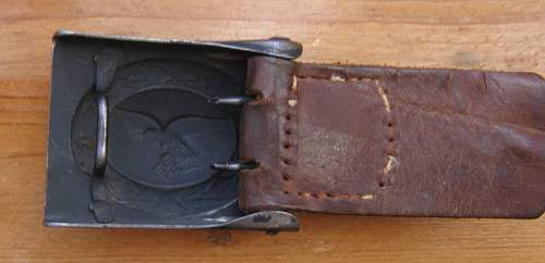 Luftwaffe with Dransfield tab