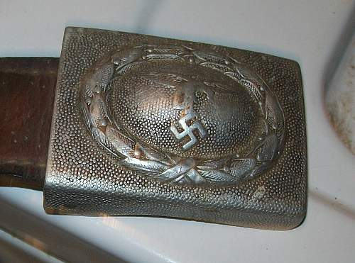 Re: Luft buckle with tab recent find